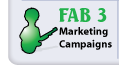 FAB3 Marketing Campainge